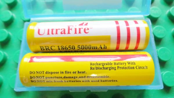 UltraFire 18650