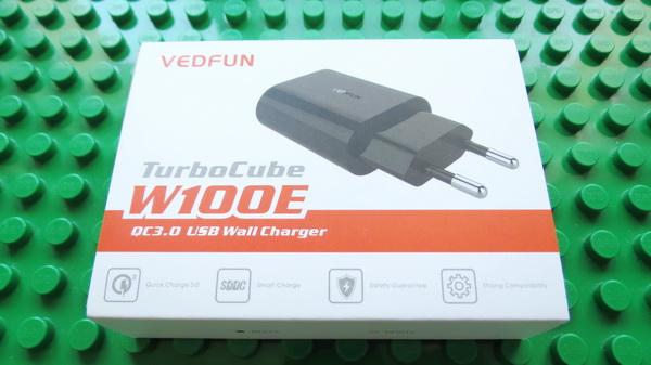 VedFun TurboCube W100E