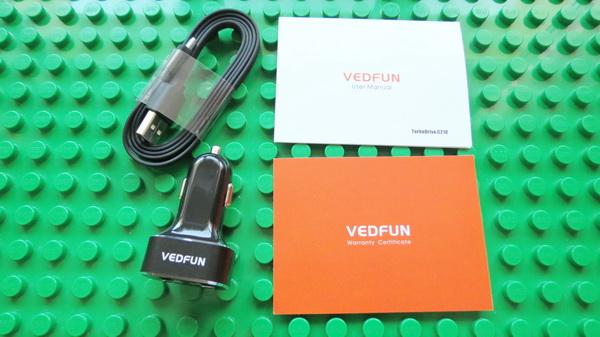 VedFun TurboDrive C210