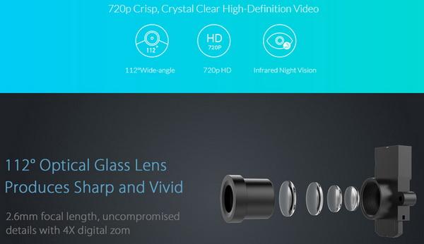 Xiaomi YI Dome Camera