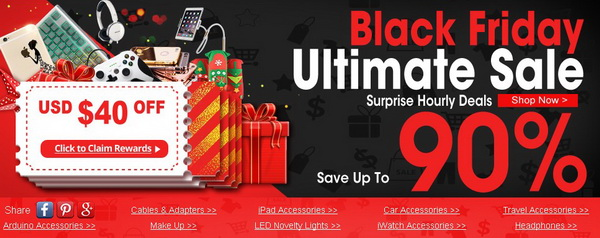 Black Friday Ultimate Sale