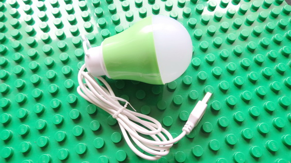 LED Bulb for Camping