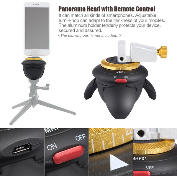 Coupon Code Alert Afi Mrp01 Mini Electric Panorama Head
