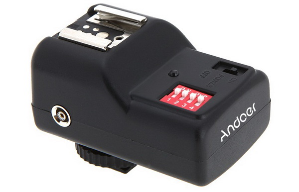 Andoer 16 Channels Radio Wireless Remote
