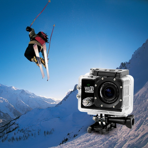 Waterproof Sport Action Camera