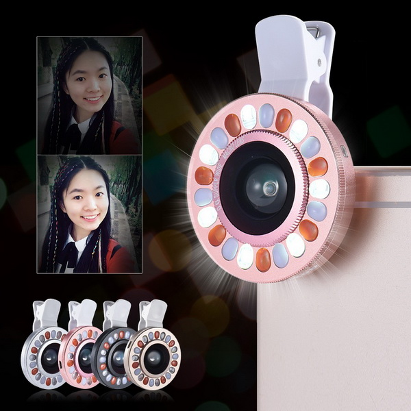 HXGD Clip-on LED Ring