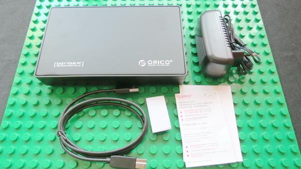 ORICO 3588US3-V1