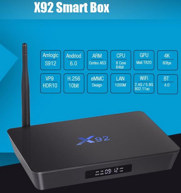 X92 TV Box