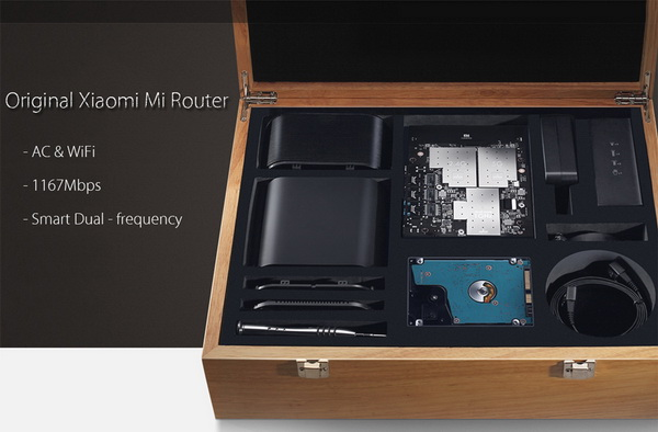 Xiaomi 1167Mbps Dual Band Router