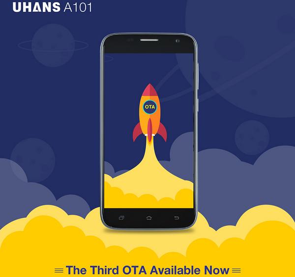 OTA Firmware Update