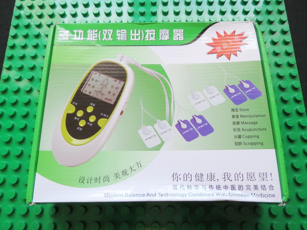 Physiotherapy Acupuncture Massager
