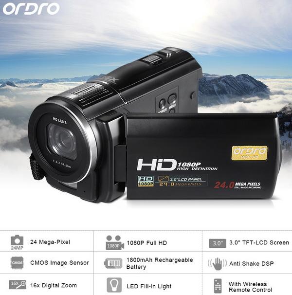 Ordro HDV-F5