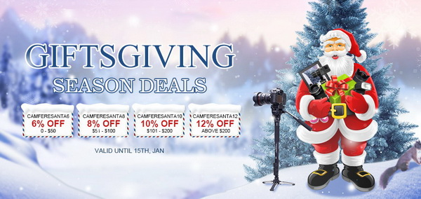 Giftsgiving Season Deals