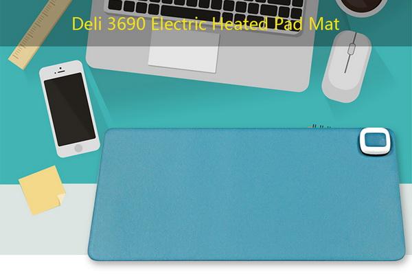 Coupon Code Alert Deli 3690 Electric Heated Pad Mat