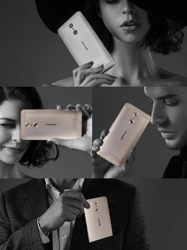 Ulefone Gemini Smartphone