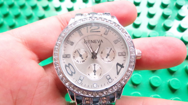 Geneva Quartz Watch