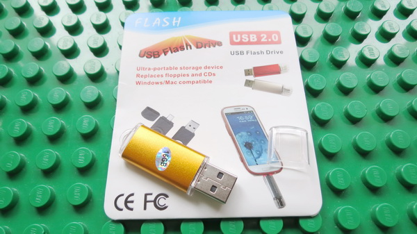 USB Flash Memory Drive