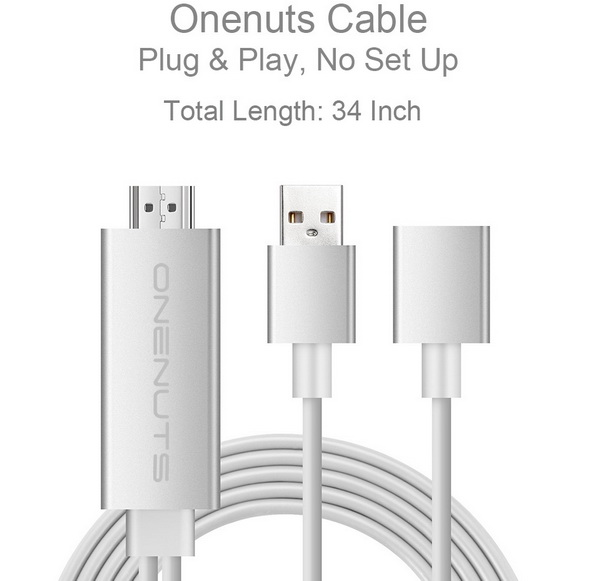 Onenuts HD Smart Cable