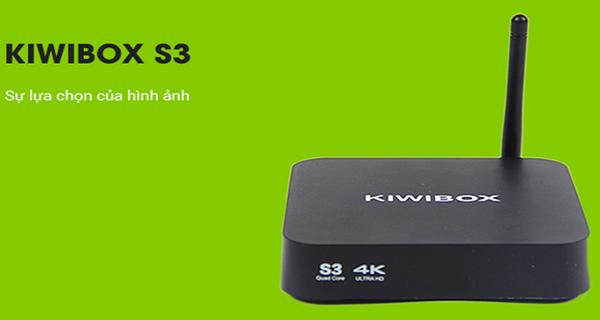 Kiwibox S3