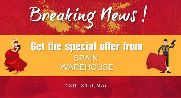 Spain Warehouse