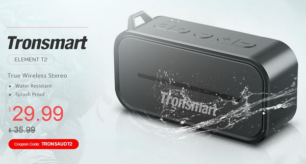 Tronsmart Element T2