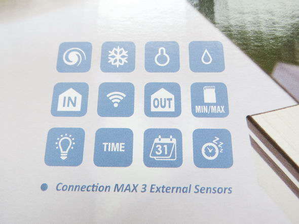 Unboxing Digoo DG-TH8888Pro Color Wireless Home Weather Station