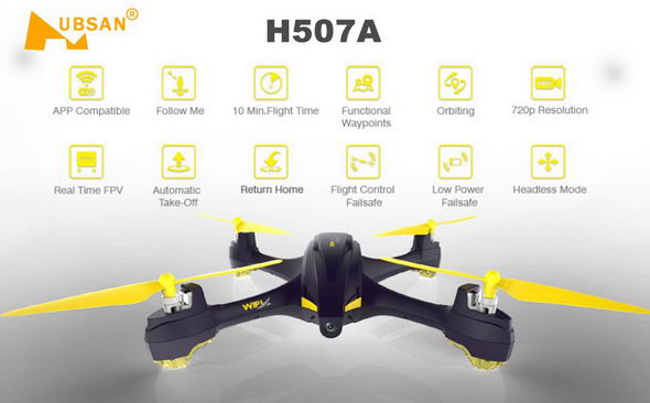 Hubsan H507A