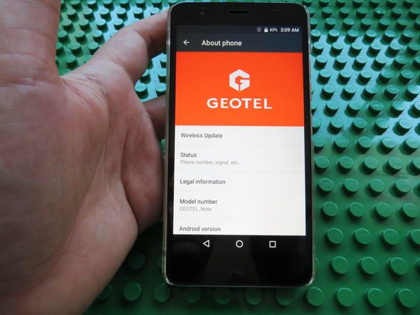 Geotel Note
