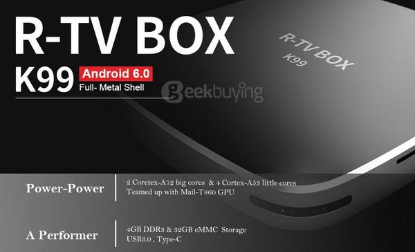 K99 R-TV Box