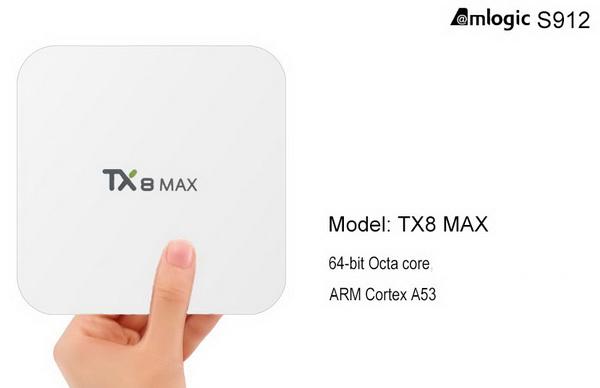 Tanix TX8 Max