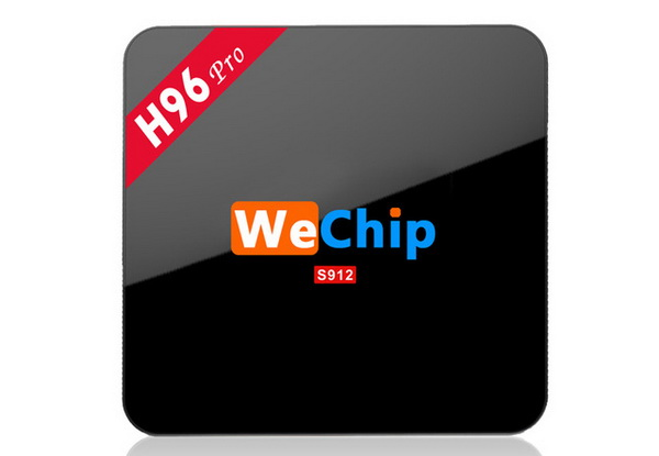 Wechip H96 Pro