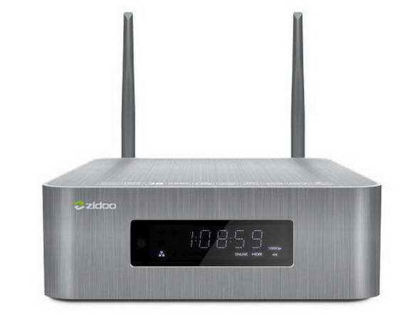 Zidoo X10 TV Box