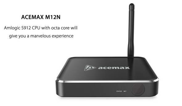 Acemax M12N
