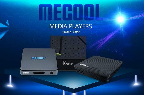 Mecool Media Player
