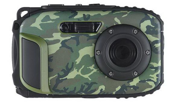 16MP Waterproof Digital Video Camera