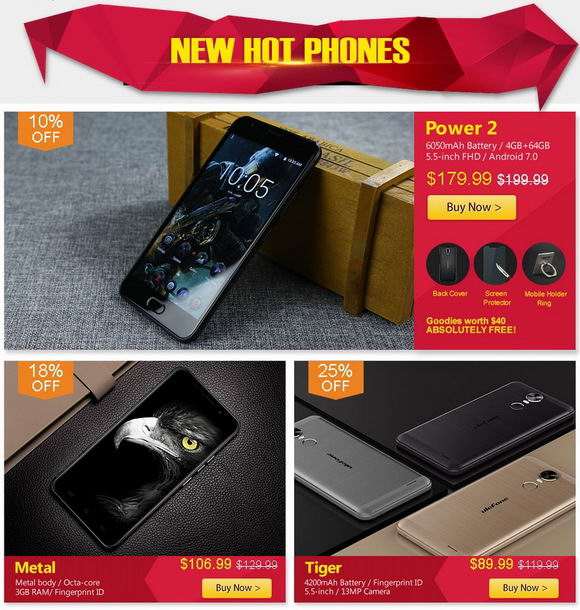 Ulefone Global Sales