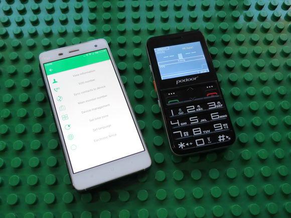 Podoor L1 Senior Feature Phone