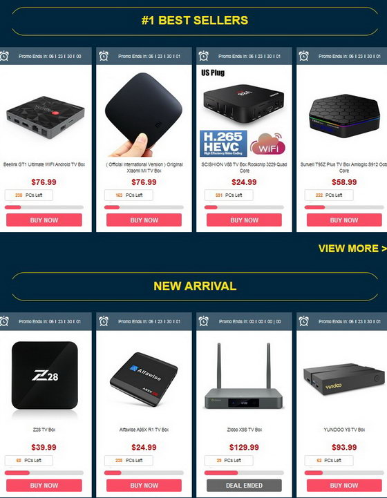Best Android TV Boxes
