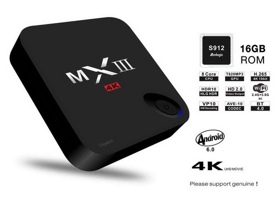 Download latest Android 6 0 stock firmware for MXIII - G II TV Box