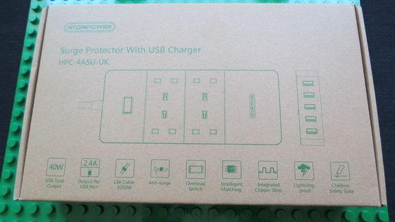 NTONPOWER HPC-4A5U-UK