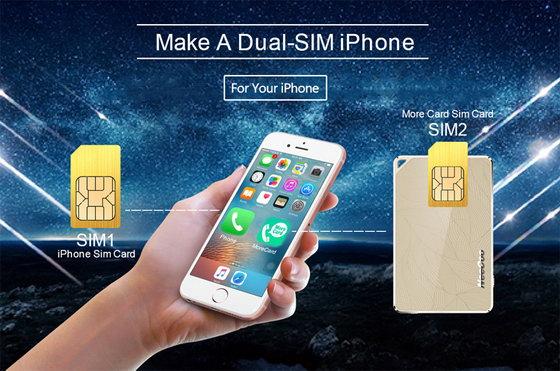 Dual SIM Card Adapter