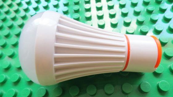Portable LED Bulb Flashlight