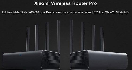 Xiaomi Mi Wireless Router Pro