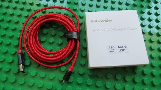 BlitzWolf BW-MC6