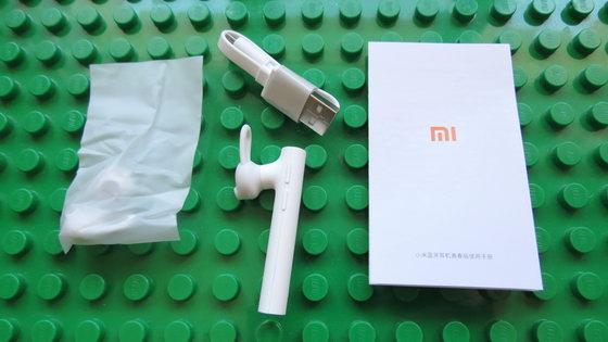 Unboxing Xiaomi Mi Lyej02lm Bluetooth Headset China Gadgets Reviews
