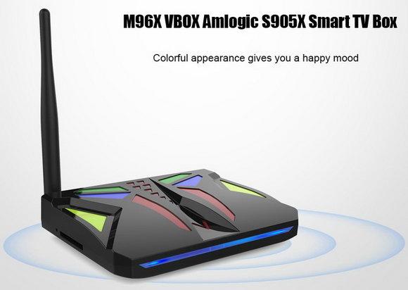 M96X VBOX