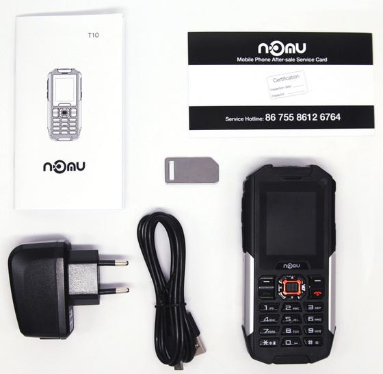 NOMU T10