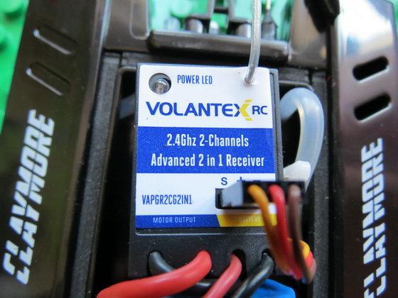 Volantex CLAYMORE V795-2