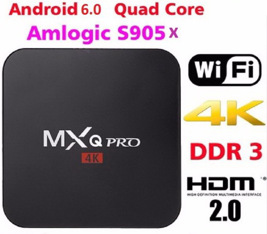 Download Android Marshmallow 6 0 firmware for MXQ Pro TV Box - China