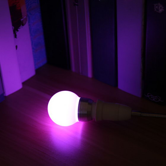 Color Change Lampada